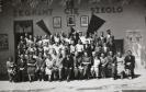 Zakończenie roku szkolnego - Błażowa 23.06.1951 r.