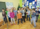 Spotkanie z uczniami II klasy.
