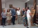 Krygowscy w Społecznym Muzeum Ziemi Błażowskiej